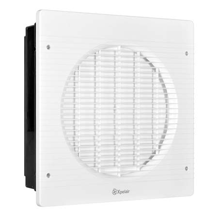 Xpelair WX12 12inch Wall Fan With Wall Liner – 90011AW 1
