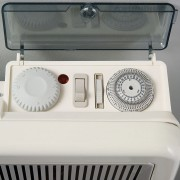Dimplex PLX1250TI 1.25kW Panel Heater with 24 Hour Timer (2)