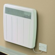 Dimplex PLX2000TI 2kW Panel Heater with 24 Hour Timer 2