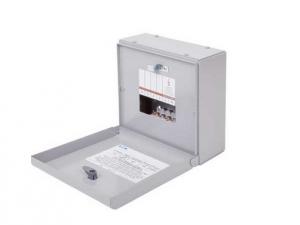 Eaton EAM4 Memshield 3 – 4 Way Type A Single Phase Distribution Board w/o 125A