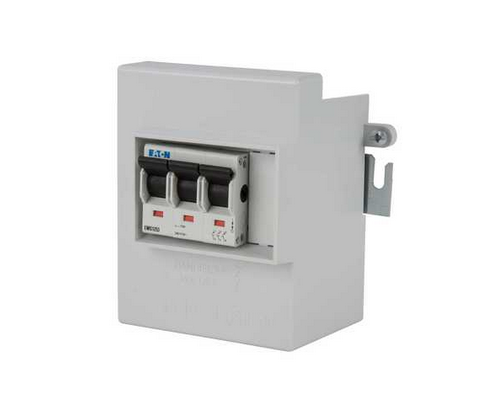 Eaton Ebms1253 Memshield 3 125a Triple Pole Switch