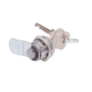 Eaton EMDL Memshield 3 Door Barrel Lock w 2 Keys for Eaton Type A & B Boards 2