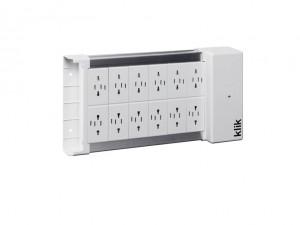 Hager Klik KLDS12 Marshalling Box - 12 Way Klik Lighting Distribution Unit