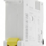 "Schneider Electric Acti9 Single Pole ""D"" Type iC60H MCB"
