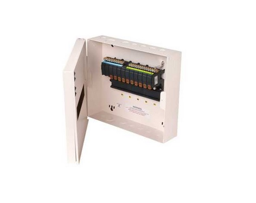 Schneider Electric SEA9AN10 Single Phase 10 Way Type A Acti 9 Distribution Board