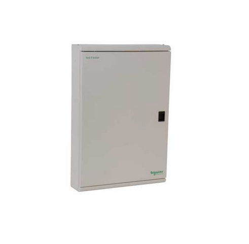 Schneider Electric SEA9BN12 Acti9 12 Way Type B TPN Distribution Board