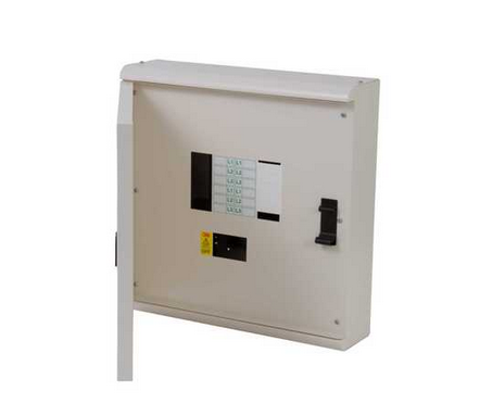 Schneider Electric SEA9BN4 Acti9 4 Way Type B Three Phase Distribution Board (MGBN4)