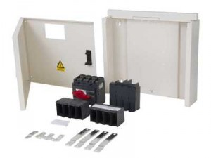 """Schneider Electric SEA9NI2503 Acti 9 250A Switch Disconnector 415V 3P & N for """"B"""" Type Distribution Boards"""