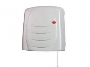 Dimplex FX20EIPX4 IPX4 Rated 2kW Downflow Heater w/ Timer