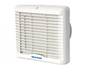 Vent Axia VA140KHP Single Speed Humidity-controlled Kitchen Extract Fan w/ Pullcord & Humidistat - 140320