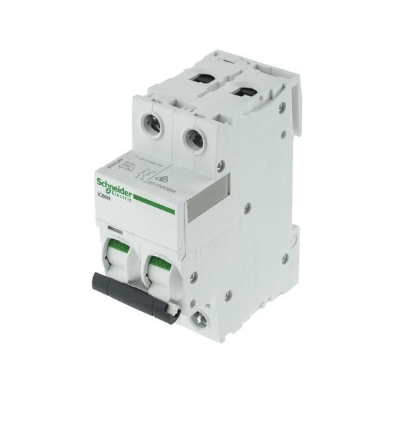 Schneider Electric Acti9 A9f54232 32a Double Pole C Type