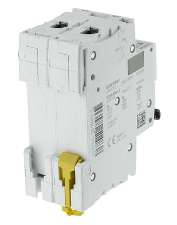 Schneider Electric Acti9 A9f54210 10a Double Pole C Type