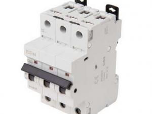 Eaton MDH306 Memshield 2 6A TP 10kA Type D MCB