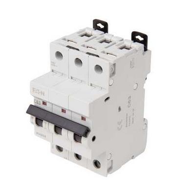 Eaton MCH332 Memshield 2 32A TP 10kA Type C MCB