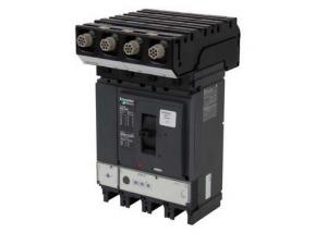 Schneider Electric Merlin Gerin MGP4004X 400A 4P MCCB