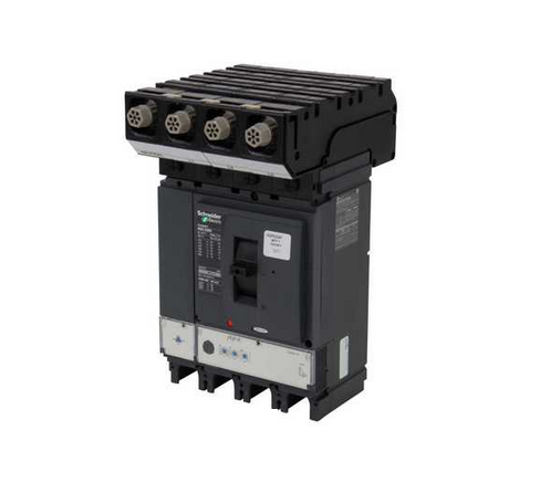 Schneider Electric Merlin Gerin MGP2504X 250A 4P MCCB
