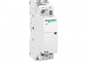 Schneider Electric A9C20732 Acti 9 25A DP Contactor