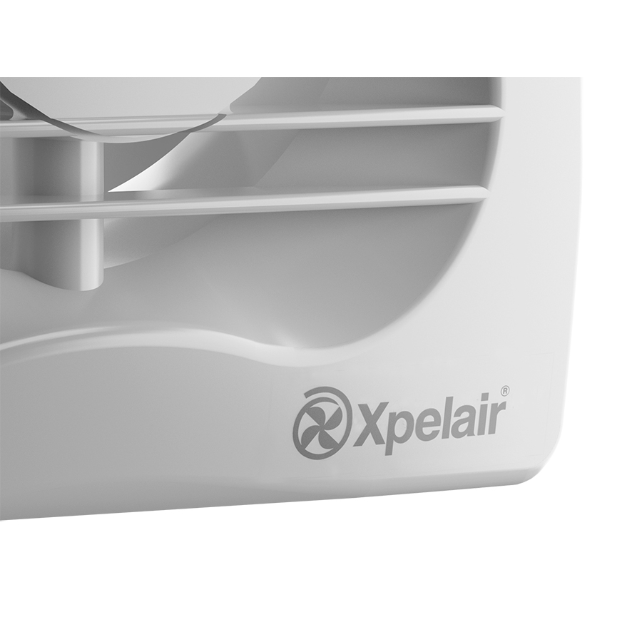 Xpelair Extractor Fans For Bathrooms: Xpelair VX150 6″/150mm Axial Extract Fan – 93226AW