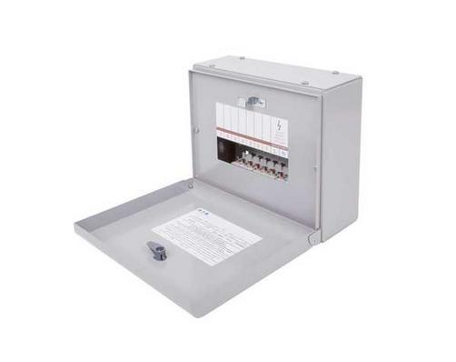 Eaton EAM7 Memshield 3 – 7 Way Type A Single Phase Distribution Board w/o 125A