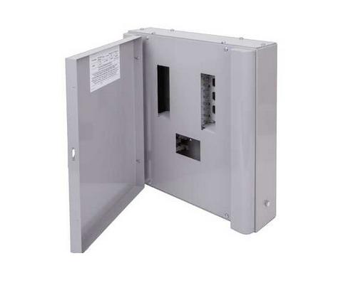 Eaton EBM61 Memshield 3 – 6 Way Type B Three Phase TPN Distribution Board w/o Incomer 125A