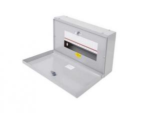 Eaton EBMXDC15 Memshield 3 – 15 Module Din Rail Enclosure – Unglazed Door