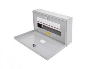 Eaton EBMXDC18 Memshield 3 – 18 Module Din Rail Enclosure – Unglazed Door