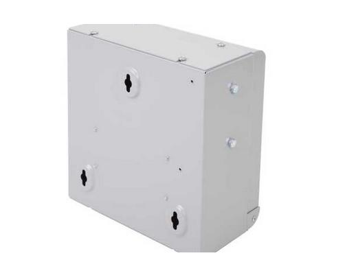 Eaton EBMXDC6 Memshield 3 - 6 Module Din Rail - Unglazed Door