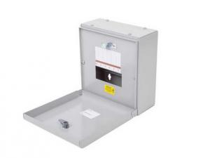 Eaton EBMXDC6 Memshield 3 – 6 Module Din Rail Enclosure – Unglazed Door
