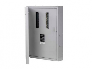 Eaton EPBN1625 Memshield 3 Metal 6 Way MCCB Panelboard - Rated 250A Incoming / 160A Outgoing 415V