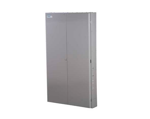 Eaton EPBN3880 Memshield 3 Metal 8 Way MCCB Panelboard - Rated 800A Incoming / 400A Outgoing 415V