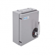 Eaton MEM 15KXTNC2F Exel 2 Grey Three Phase TPN Switch-Disconnector-Fuse 20A 415V 3