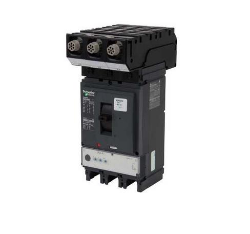 Schneider Electric Merlin Gerin Mgp6303x 630a Tp Mccb