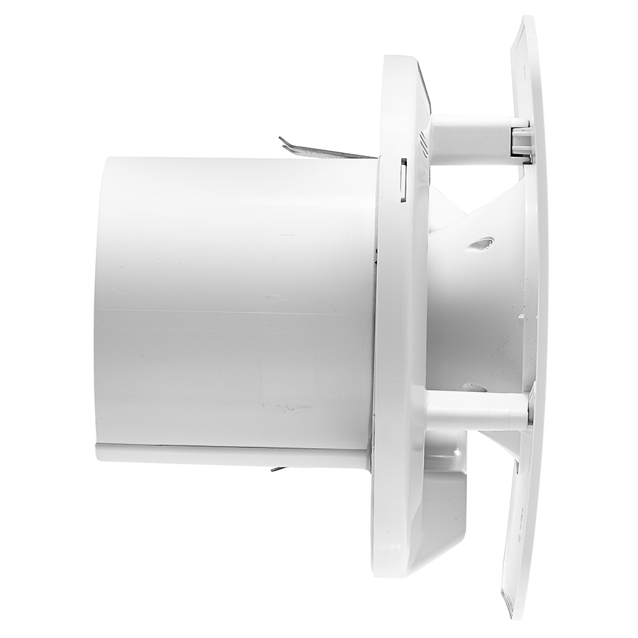 Xpelair C4hts Simply Silent Contour 4 100mm Square Bathroom Fan W