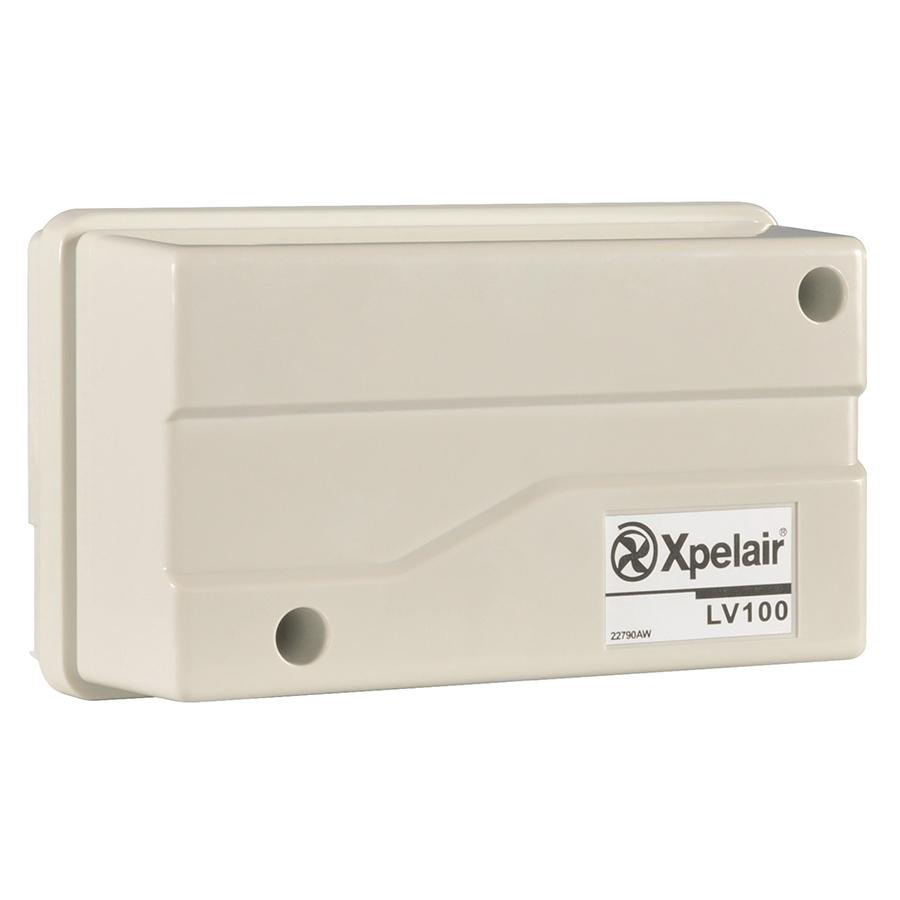Xpelair Lv100ts Simply Silent Lv100 4 100mm Square Selv