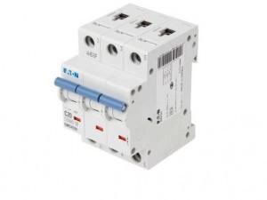 "Eaton EMCH320 Memshield 3 20A 10/15kA Triple Pole ""C"" Type MCB"