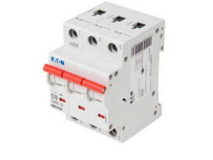 "Eaton EMCH310 Memshield 3 10A 10/15kA Triple Pole ""C"" Type MCB"
