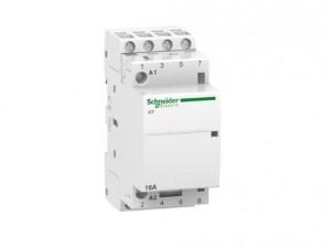 Schneider Electric Acti 9 A9C22814 Contactor iCT 4NO 16A 220/240VAC 50Hz