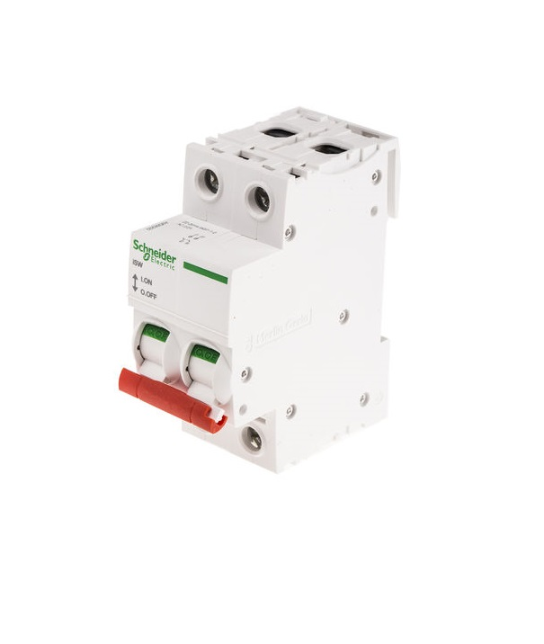 Square D by Schneider Electric SE125SW2 LoadCentre KQ 125A DP Switch Disconnector