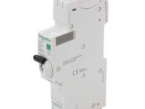 Schneider Electric RESI9 R9D87806 RCBO SP Type B 6A 30mA 6kA