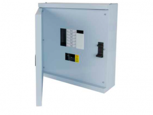 Square D by Schneider Electric SE12B250 LoadCentre KQ 4 Way Type B TPN Distribution Board