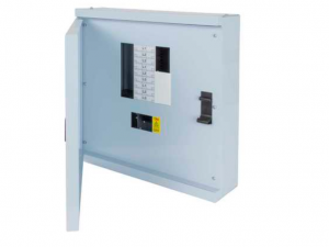Square D by Schneider Electric SE18B250 LoadCentre KQ 6 Way Type B TPN Distribution Board