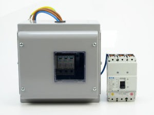 Eaton Memshield 3 EPBN1SPD1234  Transient voltage surge suppression units, externally mounted in own enclosure