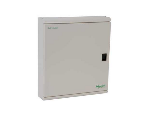 Schneider Electric SEA9BPN4 Acti9 Isobar P 4 Way Type B TPN Distribution Board