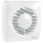 Xpelair DX100HTA 4inch 100mm Extract Fan With Humidistat, Timer, Wall & Window Fitting Kit - 92567AW