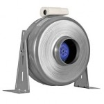 Xpelair XID125 125mm Centrifugal Metal Inline Duct Fan – 90102AA
