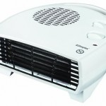 Portable Fan Heater 3kW with Thermostat